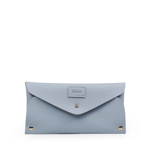 Everyday Wallet Purse Recycled Leather - FAS061