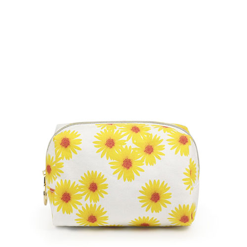 Small Pouch Cosmetic Bag Pineapple Fiber - CNC104